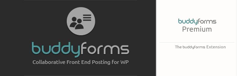 BuddyForms 1.1